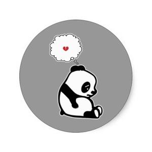 panda heartbreak